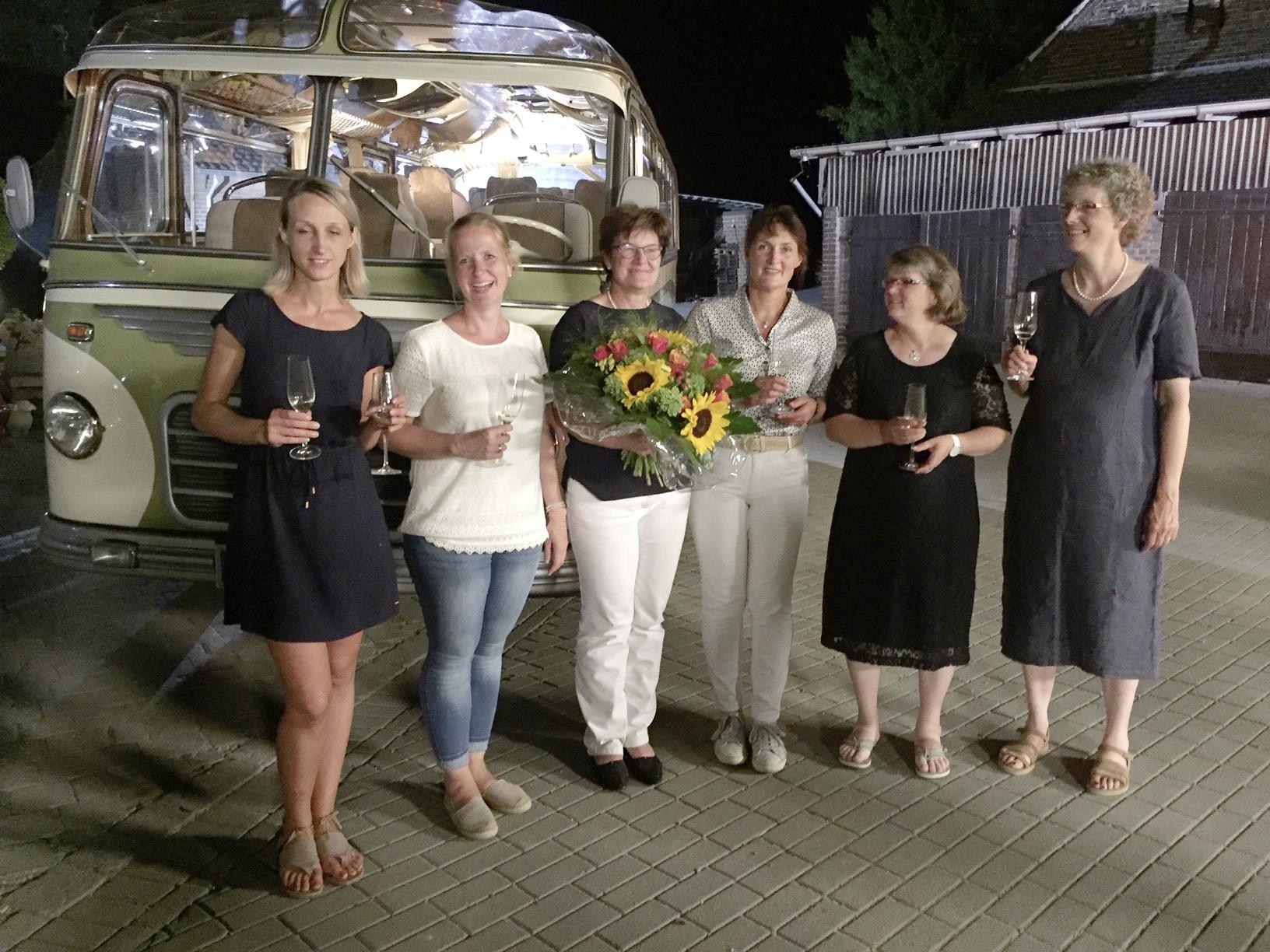 1.Platz Land & Lecker Helga Trimborn